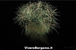 Festa di San Rocco spettacolo pirotecnico – Leffe