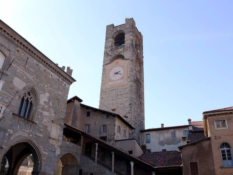 La Torre Civica  U2013 Bergamo
