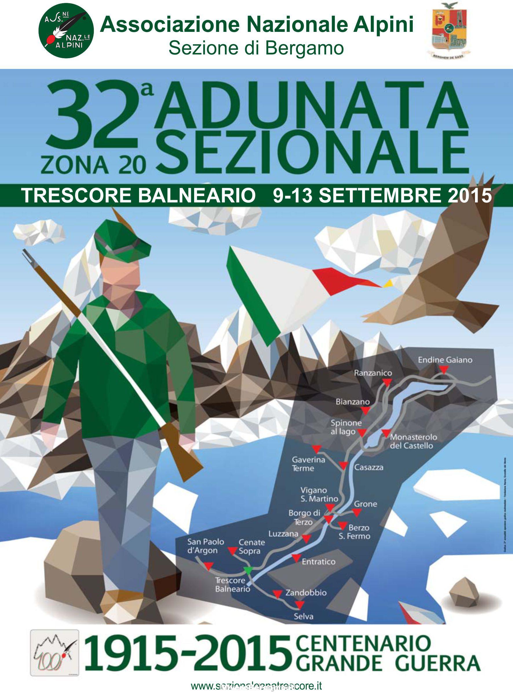 adunata alpini val cavallina 2015