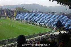 Curva nord atalanta Bergamo