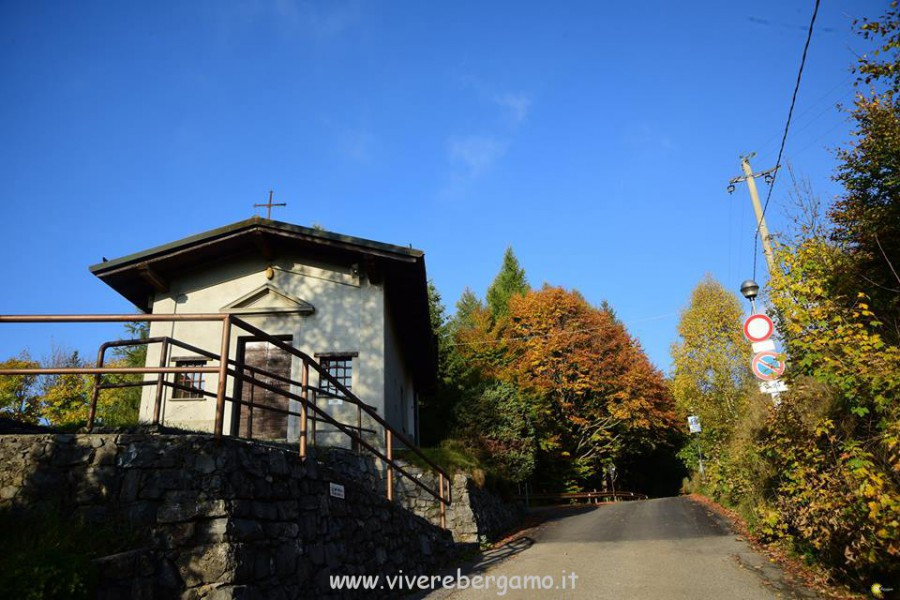 Chiesina Monte Farno Gandino