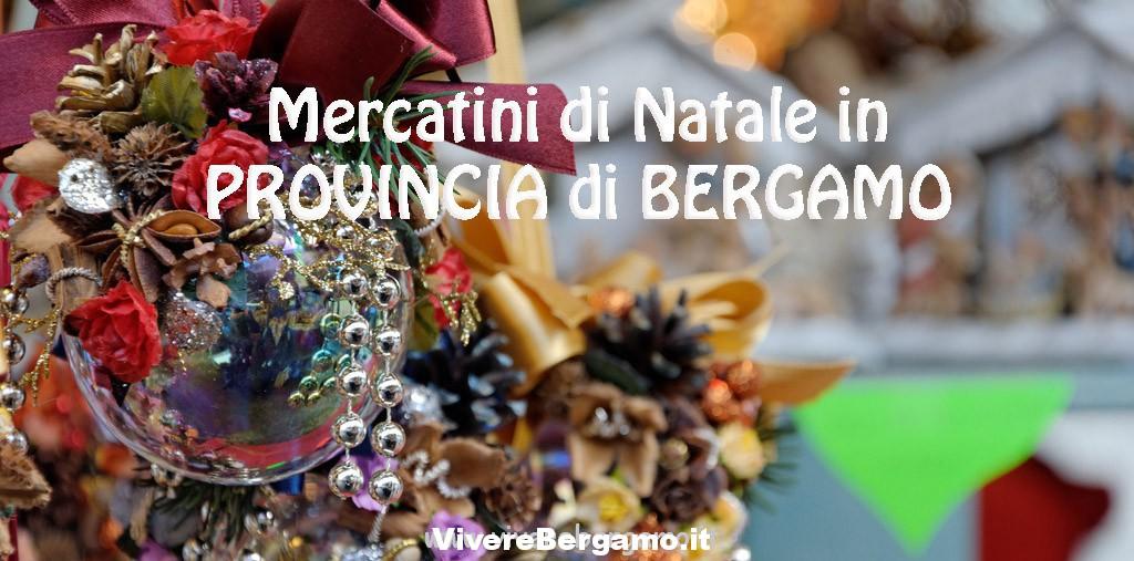 Mercatini di Natale Bergamo