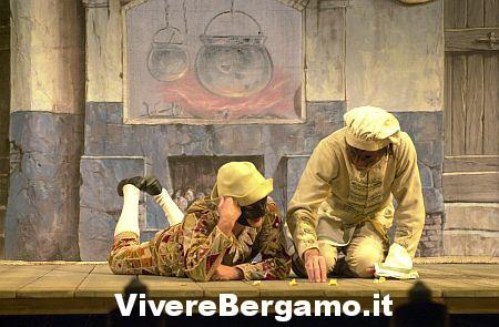 arlecchino teatro Bergamo