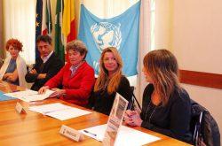 tavolo dei relatori per gran gala Bergamo