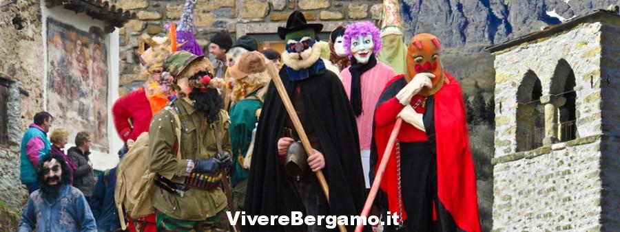 Carnevale nella Bergamasca