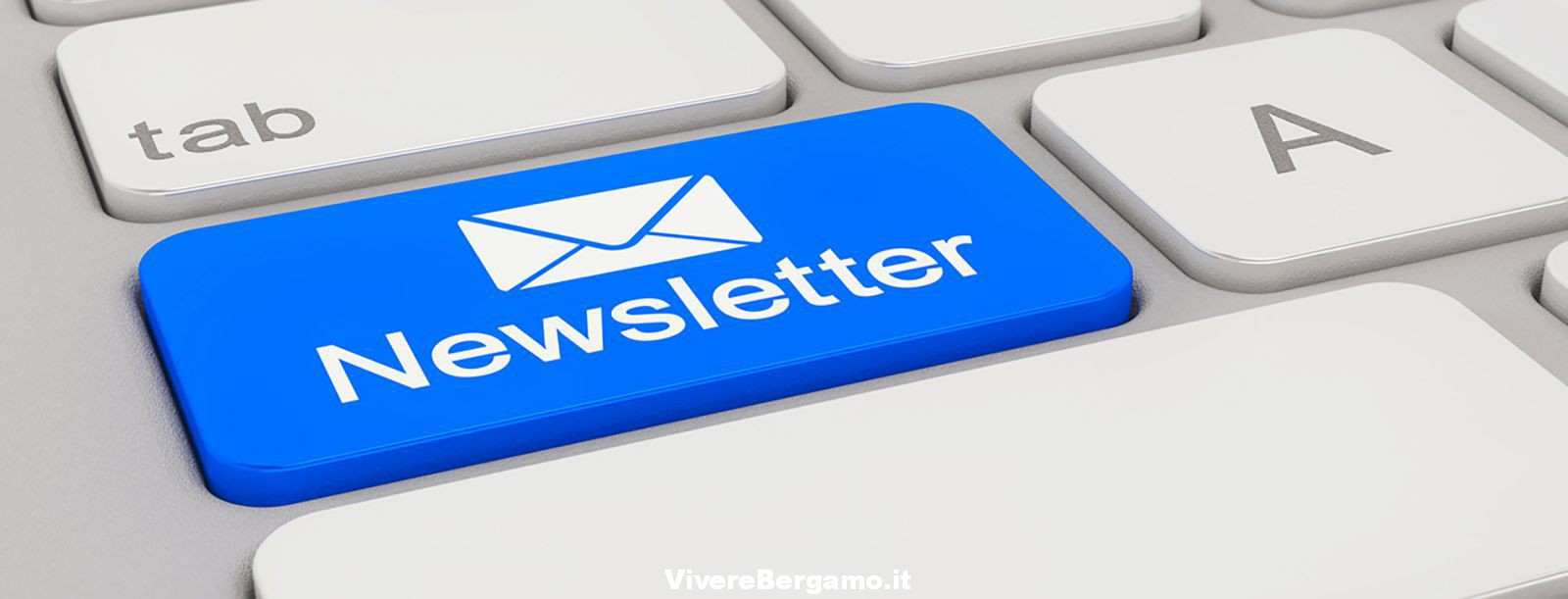 newsletter Vivere Bergamo Notizie