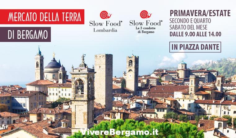 Mercato della Terra Bergamo