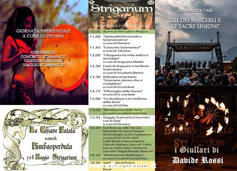 Strigarium programma