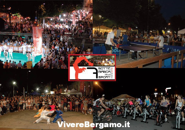Notte Bianca - Sport Bergamo