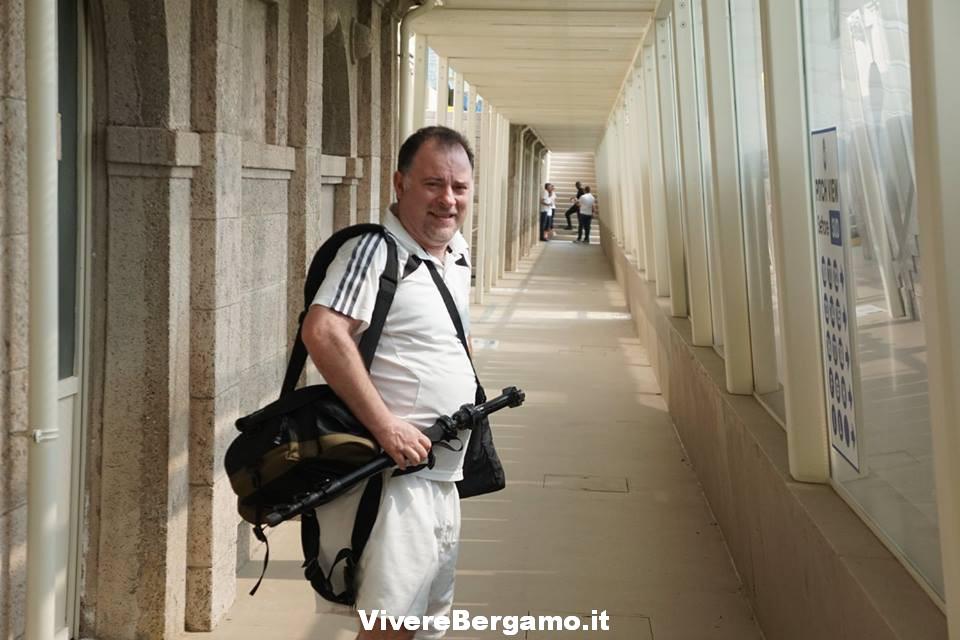 Carlo Picinali Staff Vivere Bergamo
