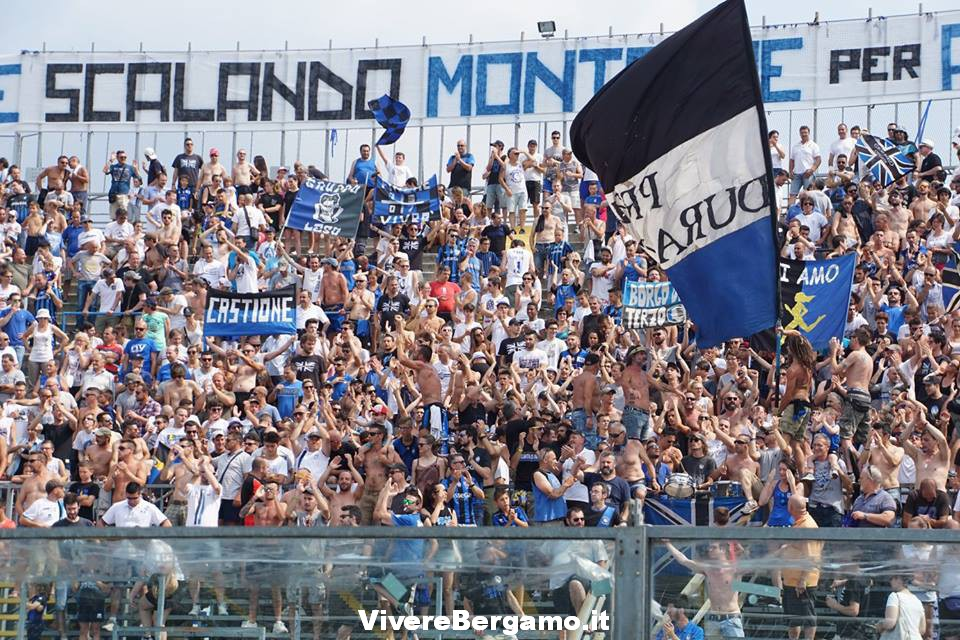 Sostenitori Atalanta Bergamo