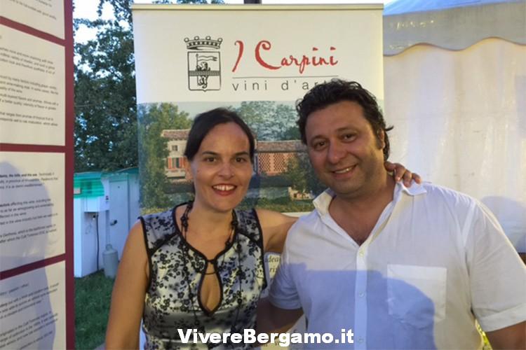 Patrizia Capoferri, Paolo Carlo Ghislandi