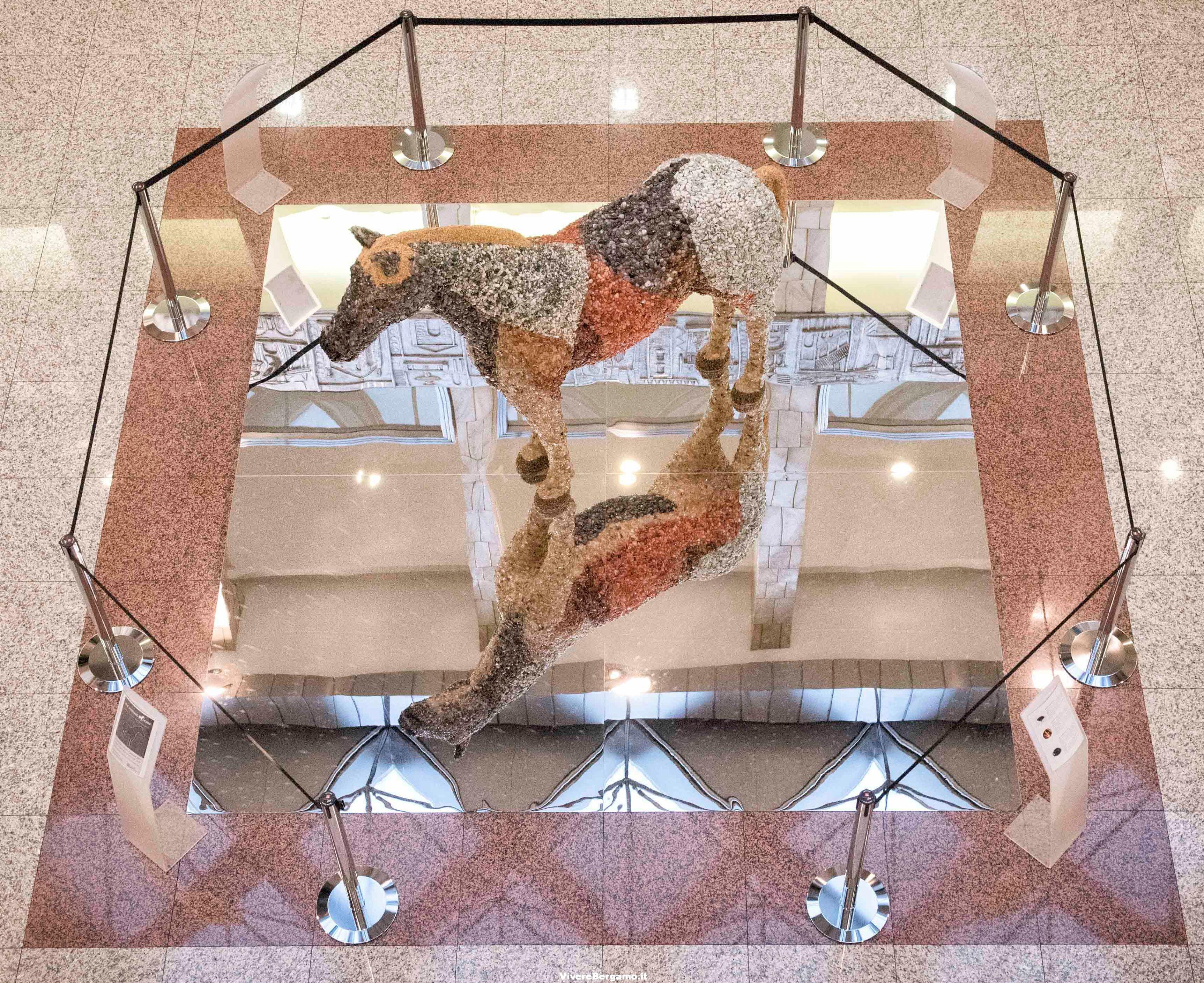 Cavallo di gemme Spagnolo