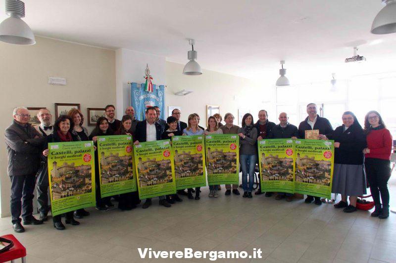 Conferenza stampa Cavernago