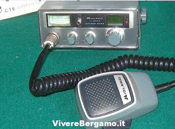 Il baracchino radioamatori