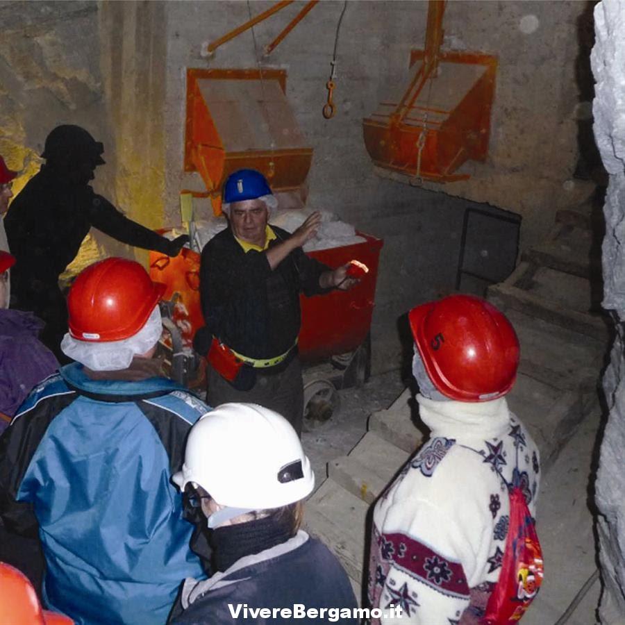 Visite guidate nelle miniere