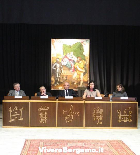Conferenza Trento Longaretti, Foto by Carlo Picinali