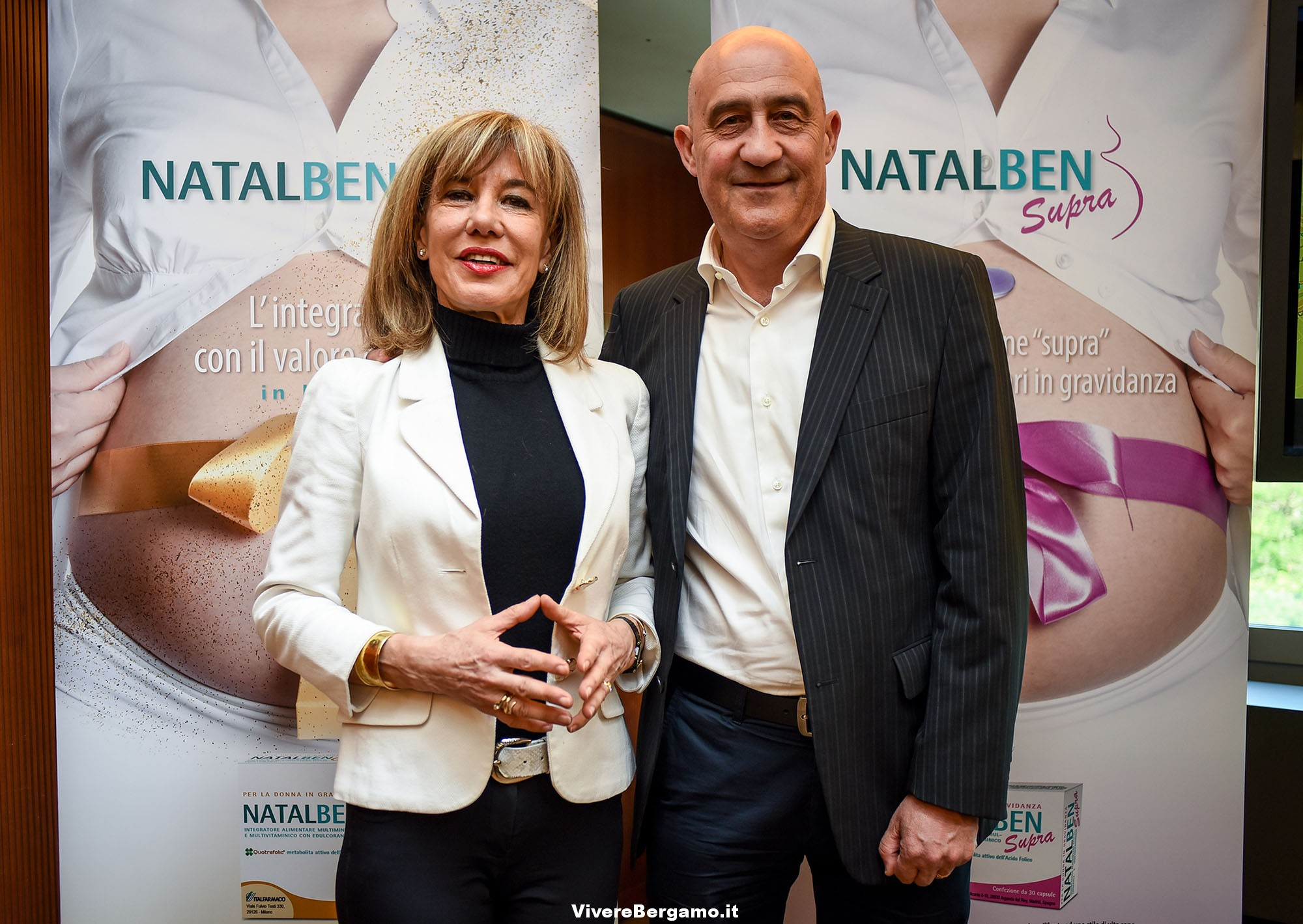 A. Graziottin e M. Damilano
