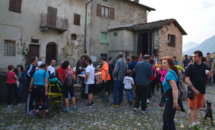 Camminata Arlecchino San Giovanni Bianco