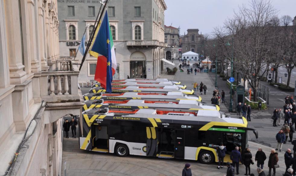 linea C trasporto Bergamo