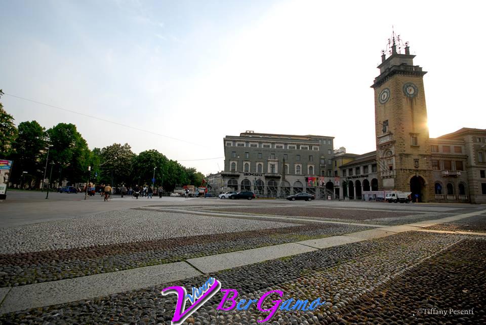Visita Guidata Alla Torre Dei Caduti  U2013 Bergamo