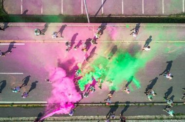 Paint Run a Vertova