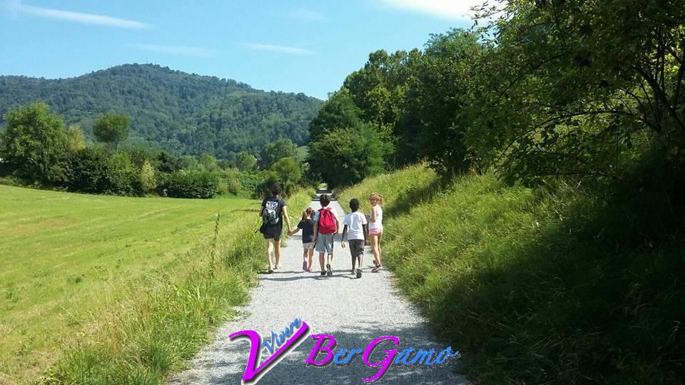 Esplorare il territorio di Bergamo