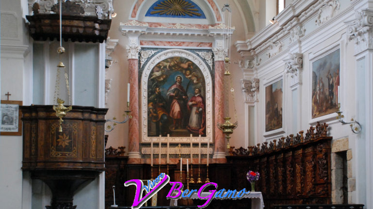 Chiesa di San Pantaleone Averara