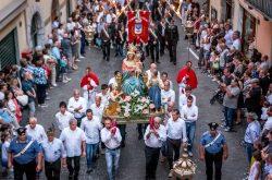 Festa Apparizione Madonna delle Grazie adArdesio