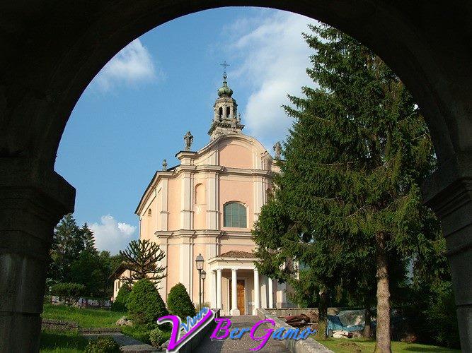 Chiesa parrocchiale - Castione della Presolana