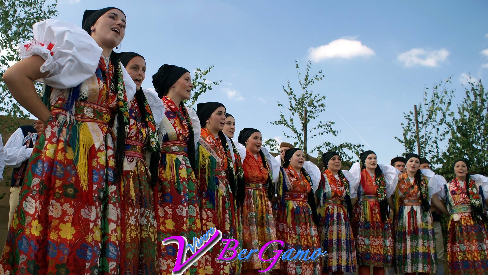 Il Gruppo folcloristico CHODSKÝ SOUBOR MRÁKOV