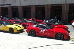Raduno Ferrari – Caprino Bergamasco