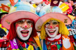 Sfilate di Carnevale in Provincia di Bergamo