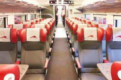 Treno Italo Bergamo – Roma, Firenze, Bologna, Verona, Brescia, Napoli