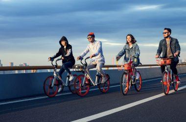 """Mobike """"Noleggio Biciclette"""" Città di Bergamo"""