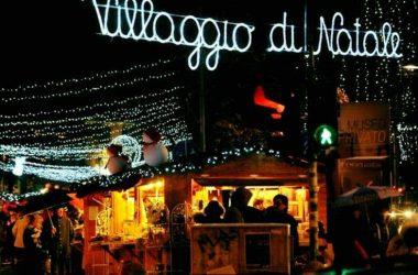 """""""Villaggio di Natale"""" Bergamo"""