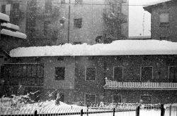 La Neve del 1985 a Bergamo