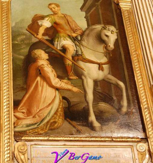 Il Polittico del pittore albineseGiovan Battista Moroni