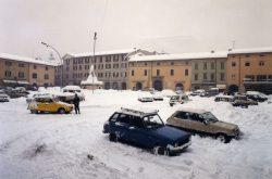 Inverno 1985 Trescore Balneario Bergamo