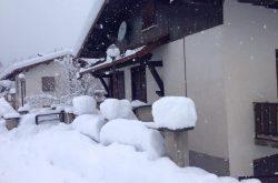 Nevicata Valtorta