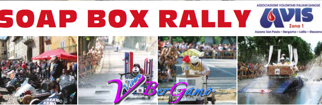 Soap Box Rally - Bergamo
