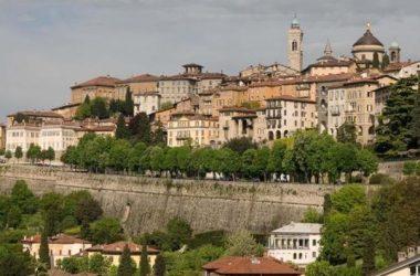 Staffetta sulle Mura A Bergamo
