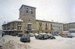 Trescore Balneario Nevicata 1985